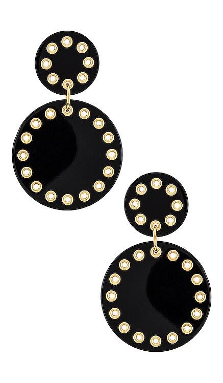 Corset Drop Earrings Lele Sadoughi $175