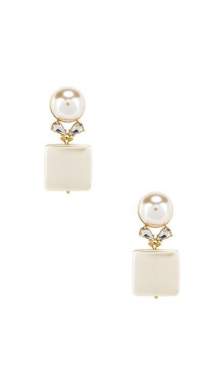 Stone Starlet Earrings Lele Sadoughi $188