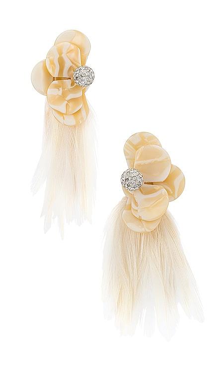 Wren Earrings Lele Sadoughi $225