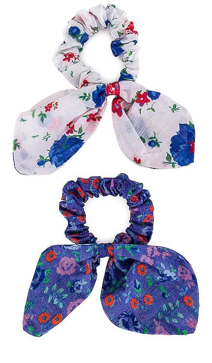 Summer Breeze Scrunchies LoveShackFancy $65 NEW