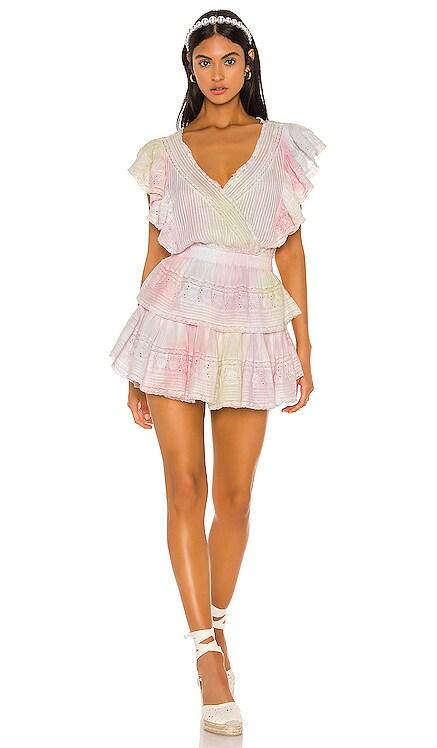 Gwen Dress LoveShackFancy $316