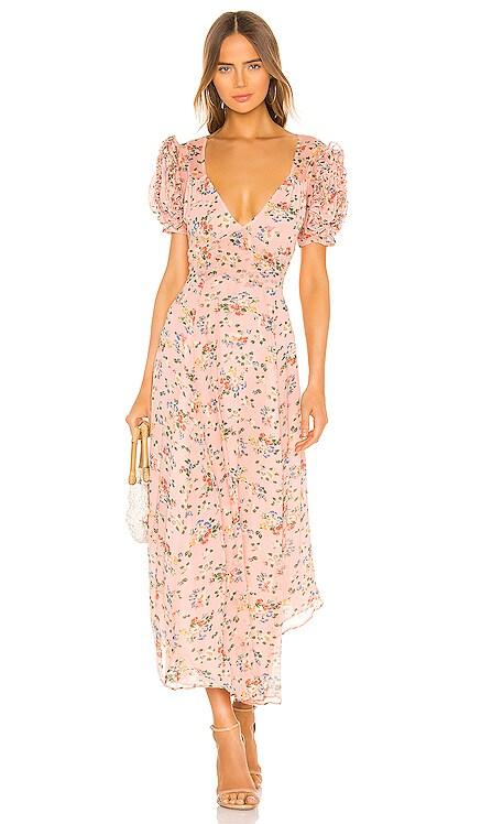 Clemence Dress LoveShackFancy $595 BEST SELLER