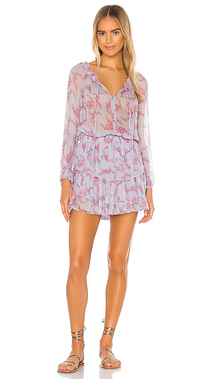 Popover Dress LoveShackFancy $425 NEW