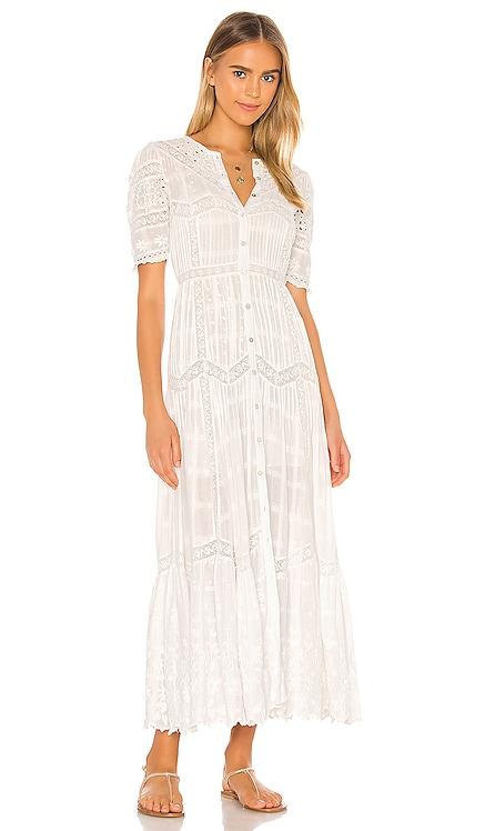 Rosita Dress LoveShackFancy $595 BEST SELLER