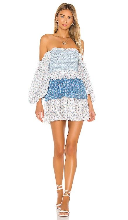 Shaw Dress LoveShackFancy $425