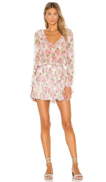 Popover Dress LoveShackFancy $425 NEW