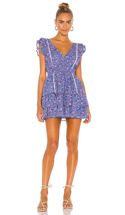 Bennet Mini Dress LoveShackFancy $375 NEW