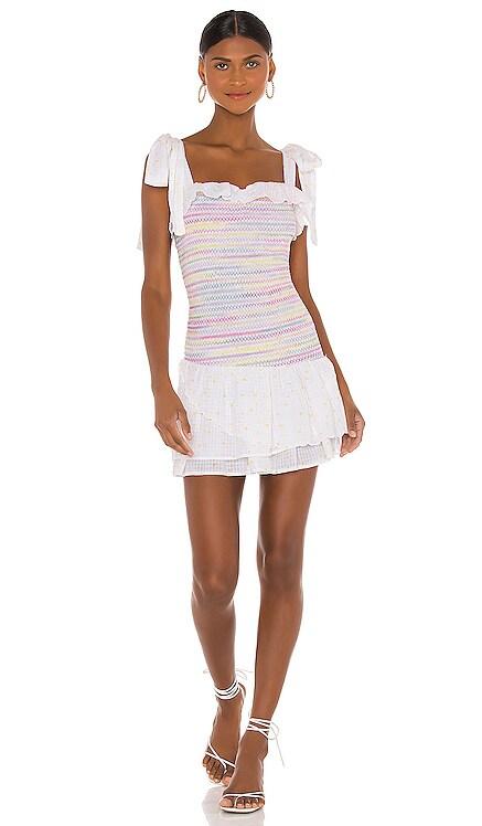 Aya Dress LoveShackFancy $395