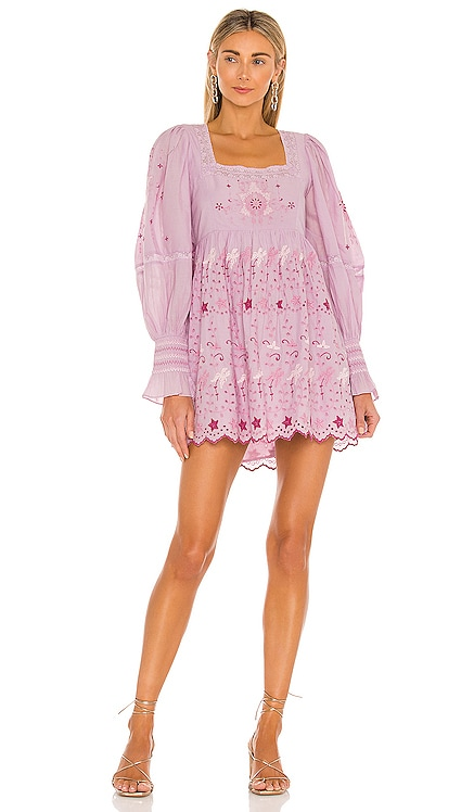 Freja Dress LoveShackFancy $395 NEW