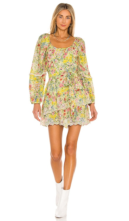 Ambrosia Dress LoveShackFancy $475 NEW