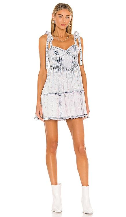Dorna Dress LoveShackFancy $345