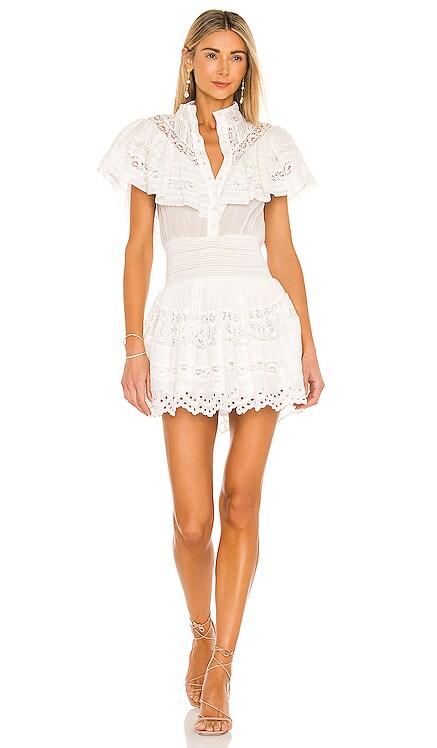 Clay Dress LoveShackFancy $425 BEST SELLER