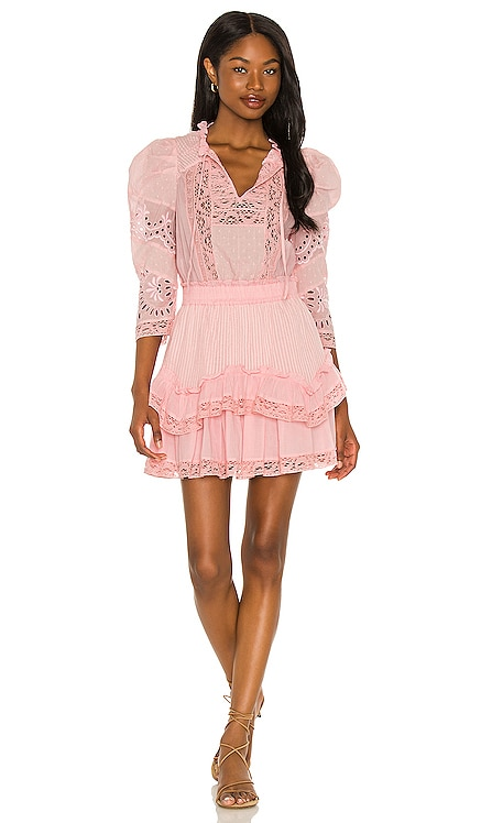 Isidore Dress LoveShackFancy $485 NEW