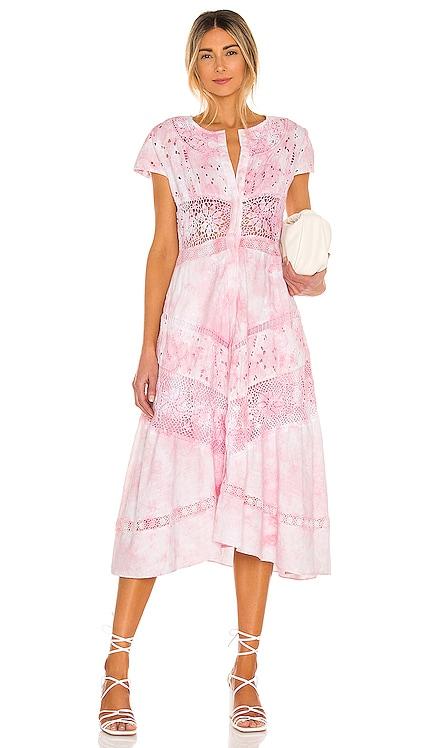Adaly Dress LoveShackFancy $545 BEST SELLER