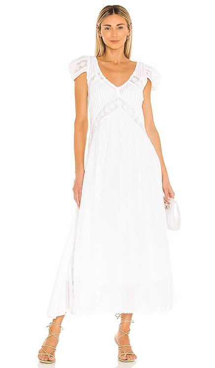 Archer Dress LoveShackFancy $445 NEW