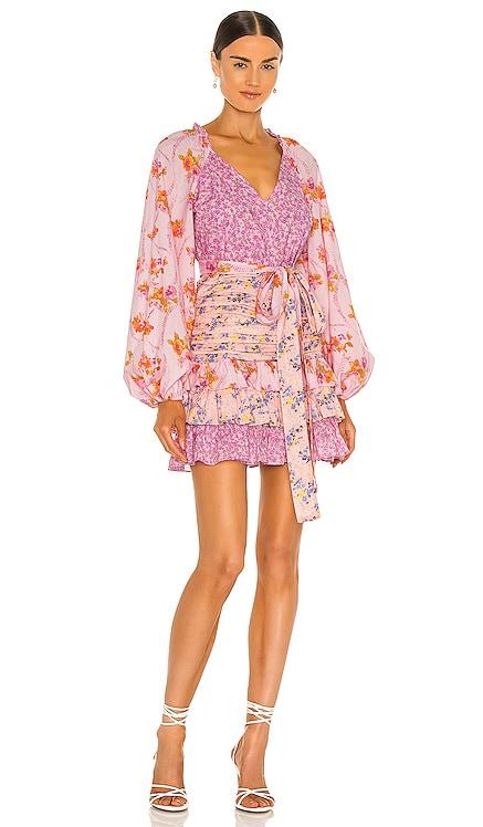 Rina Dress LoveShackFancy $395