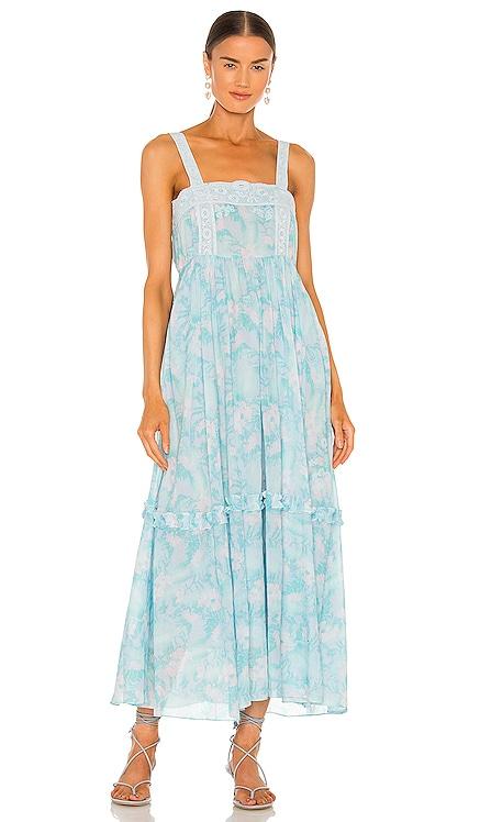 Ayala Dress LoveShackFancy $495 NEW
