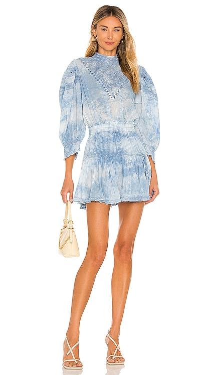 Viola Dress LoveShackFancy $345 NEW