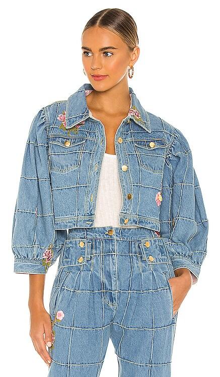 Devia Jacket LoveShackFancy $345