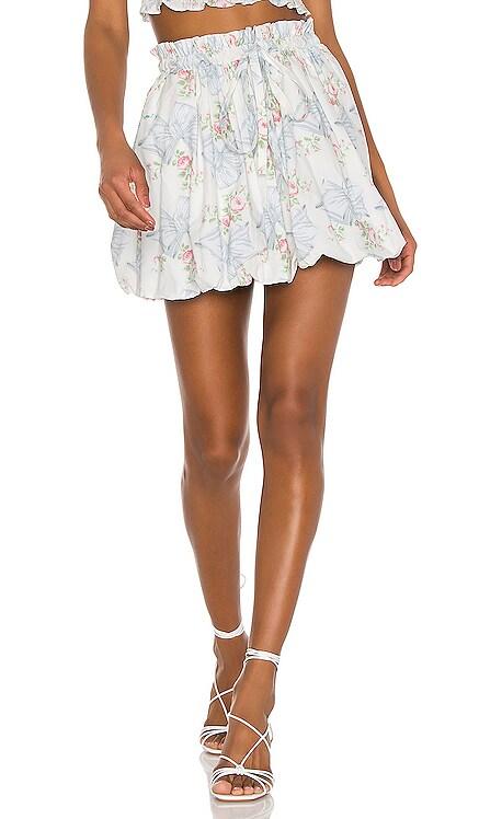 Cheyenne Skirt LoveShackFancy $275