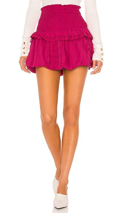 Petal Skirt LoveShackFancy $265