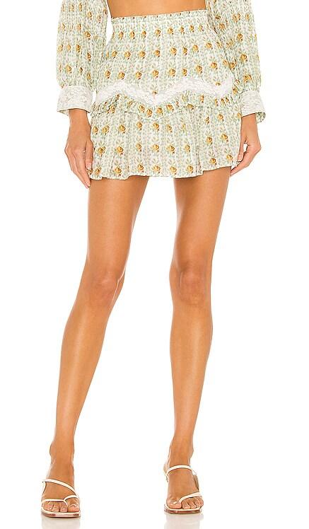 Picolo Skirt LoveShackFancy $325 NEW