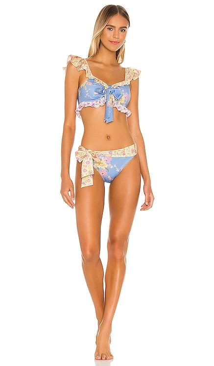 Devi Bikini Set LoveShackFancy $195 BEST SELLER