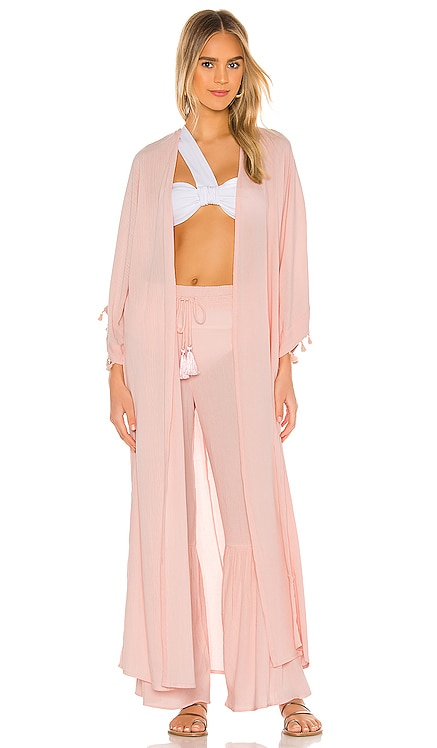 The Hallie Maxi Robe lovewave $215
