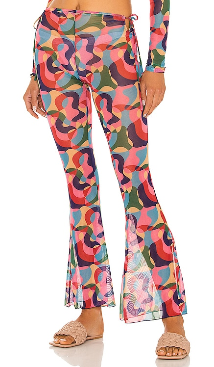 The Cece Pant lovewave $188 NEW