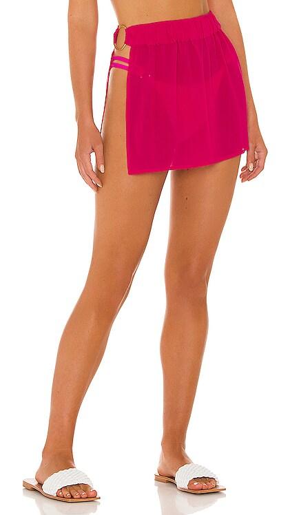 The Robin Mini Skirt lovewave $88 NEW