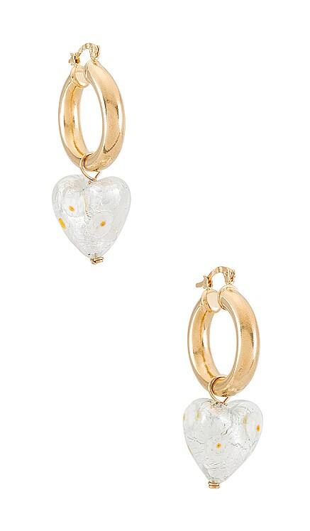 Kara Hoops Earring LUNIKA $163