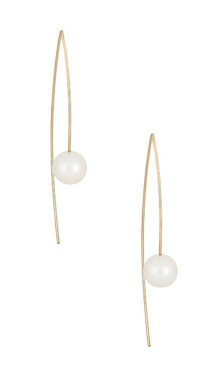 Lina Earrings LUNIKA $98 NEW
