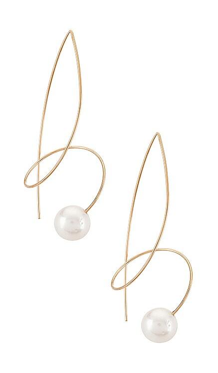 Arco Earring LUNIKA $106 BEST SELLER