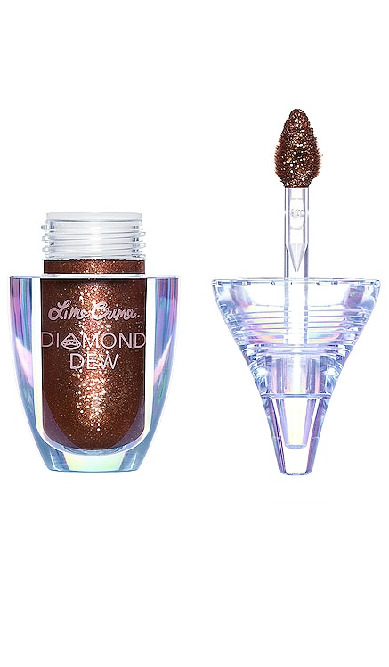 SOMBRA DE OJOS DIAMOND DEW IN CHOCOLATE DIAMOND Lime Crime $20