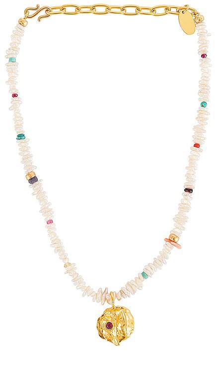 Icarus Necklace Lizzie Fortunato $175