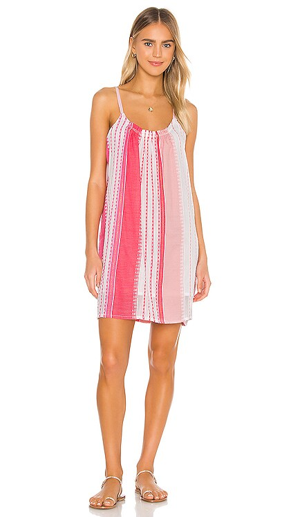 Eshal Swing Dress Lemlem $275 NEW