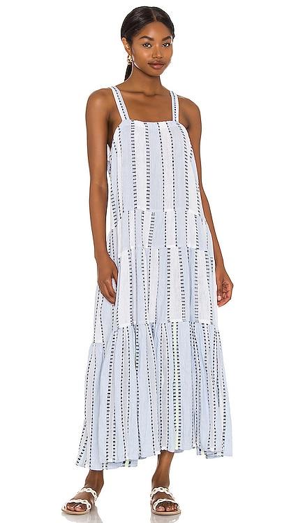 Miriam Midi dress Lemlem $445 NEW