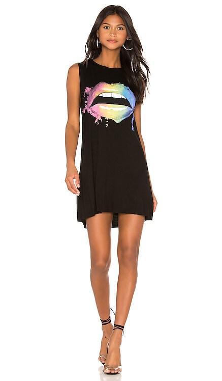Deanna Sleeveless Dress Lauren Moshi $110 BEST SELLER