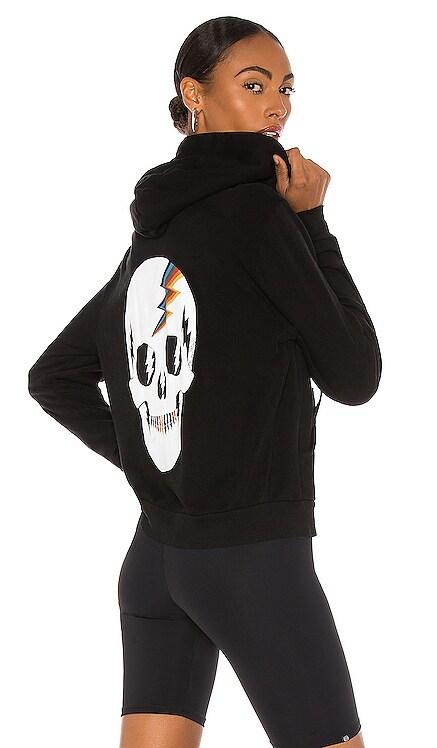 Lennox Classic Hoodie Jacket Lauren Moshi $169 NEW