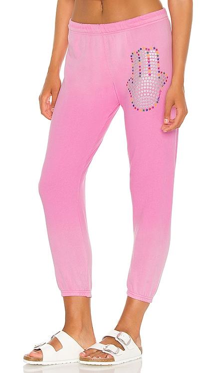 Alana Hamsa Elements Sweatpant Lauren Moshi $158 NEW