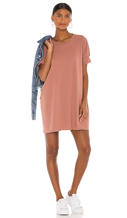 Oversized T Shirt Dress LNA $115