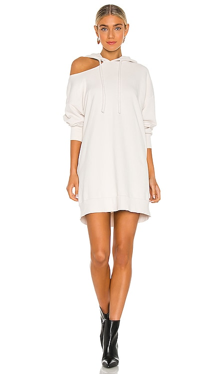 x REVOLVE Lion Hoodie Sweatshirt Dress LNA $178