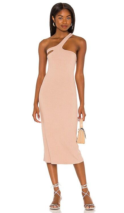 Etten Rib Dress LNA $150 NEW