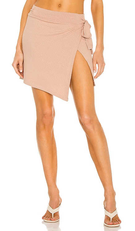 Carusso Wrap Skirt LNA $55