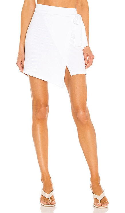 Carusso Wrap Skirt LNA $114 NEW