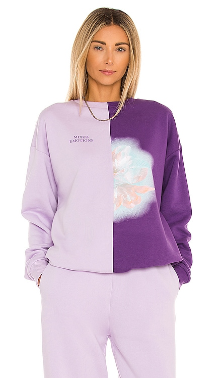 Flower Mixed Sweatshirt Local Heroes $98