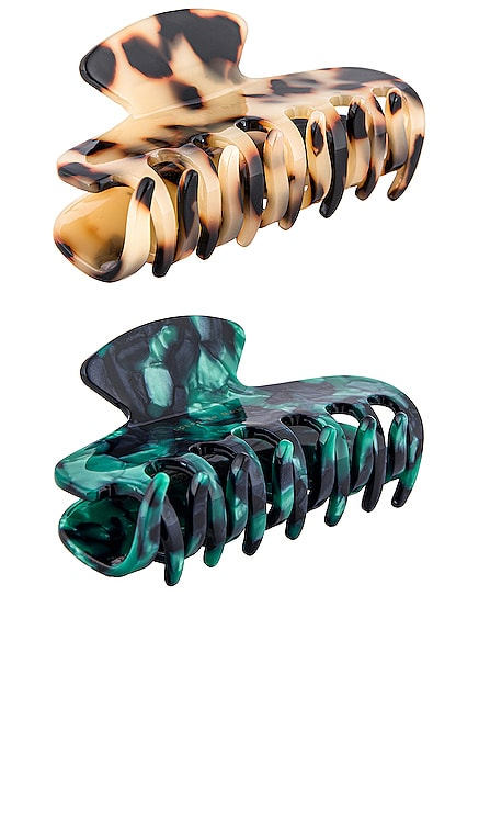 Colby Claw Clips Loeffler Randall $45