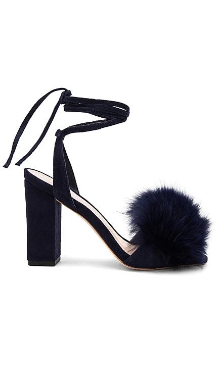 Nicolette Fox Fur Heel Loeffler Randall $174
