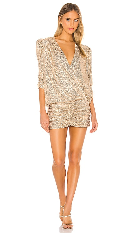 Sequin Mini Dress IORANE $650 NEW