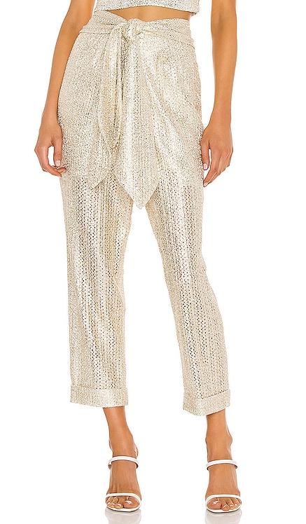 Metallic Trouser IORANE $160